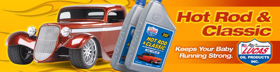 Lubrificanti e Prodotti Auto Classiche Storiche Hot Rod