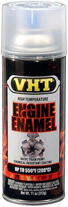 Finitura Trasparente VHT Engine enamel Motore e Cilindri