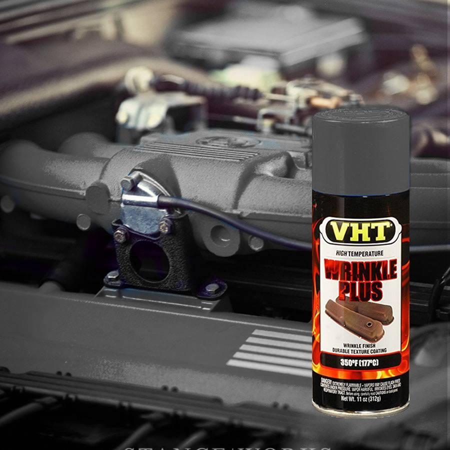 Wrinkle Ruvido per motori Motore e Cilindri