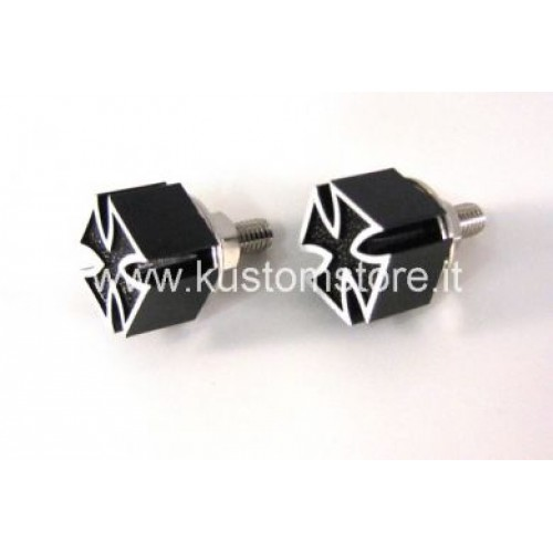 Viti Maltese Cross Black
