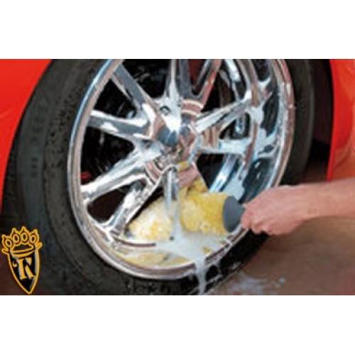 Spazzole pulizia ruote Lavaggio + Altri