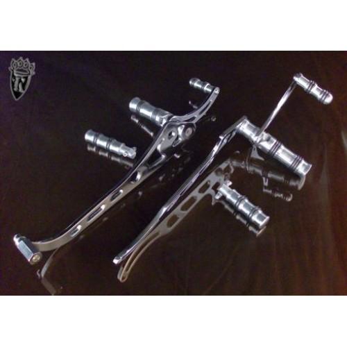 Yamaha XV 750 - 1100 Avanzati Yamaha
