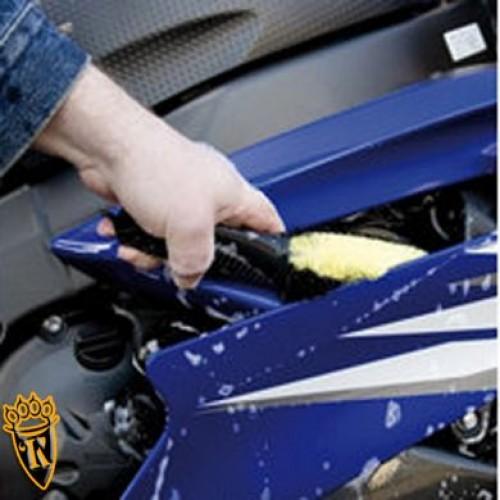 Spazzola pulizia moto Lavaggio + Altri
