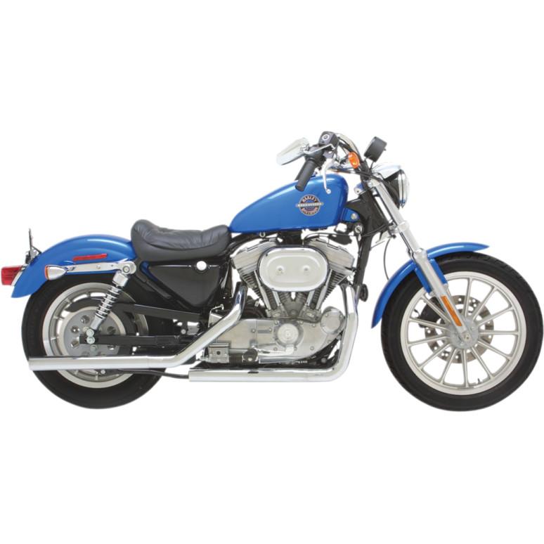 Straightshots HS slip-on x Harley Sportster Vance & Hines