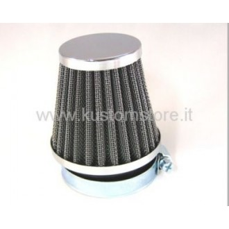 Filtro aria cono 60 in maglia d'acciaio KIt Filtro Aria