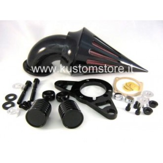 Harley Jet Air Power  EFI-Black KIt Filtro Aria