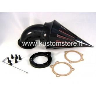 Jet Air Power filtro aria Harley SSB Nero KIt Filtro Aria