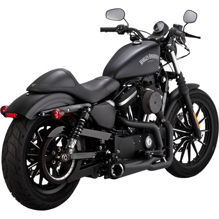 Competition Series Black XL Vance & Hines