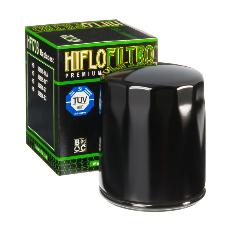 Nero Harley Evolution Filtro olio