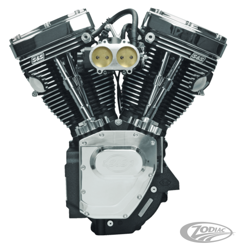 Motore S&S T124 Twin-Cam Evolution Motori