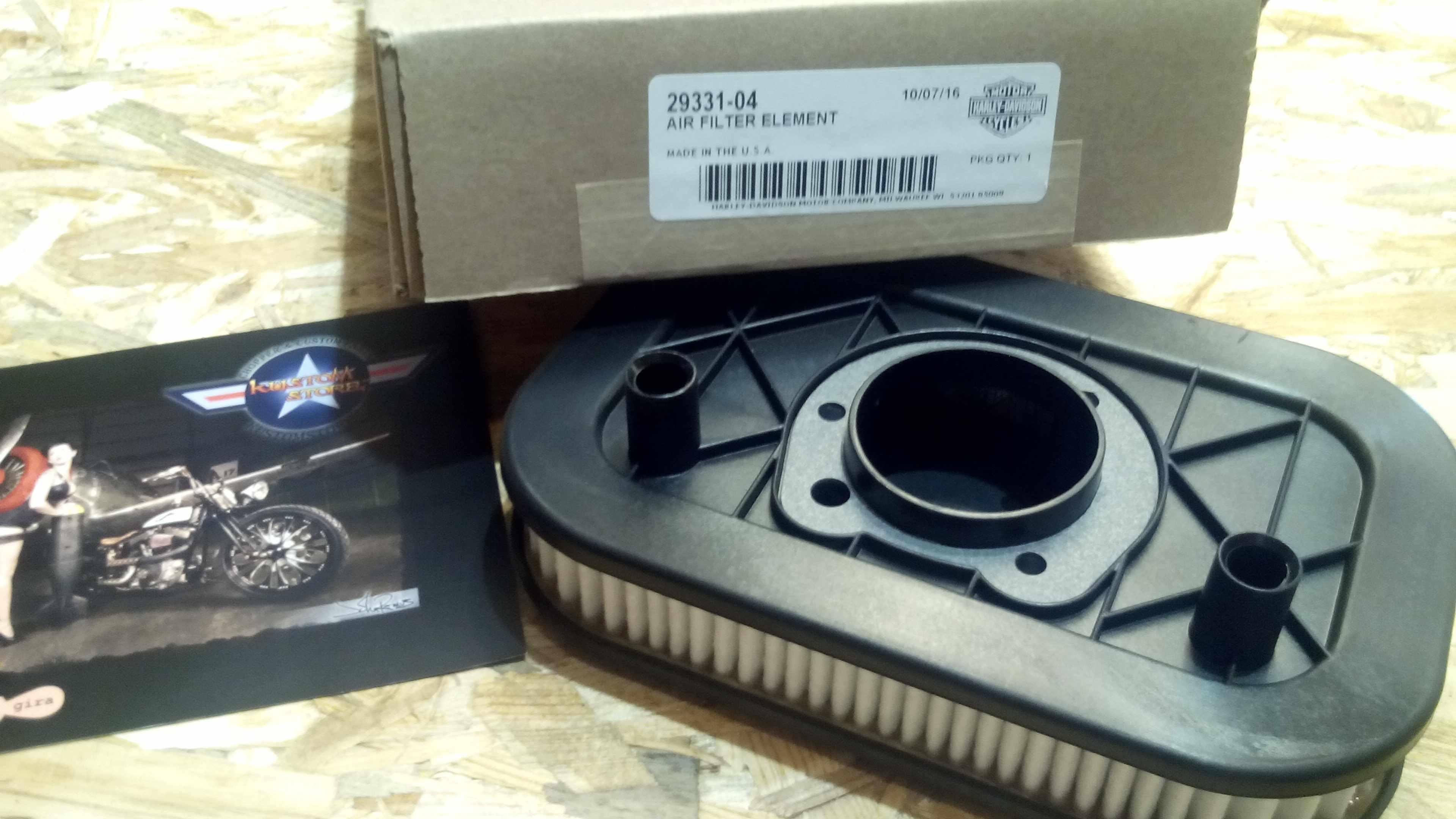 Originale XL 04-13 Filtro aria standard