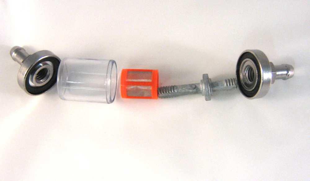 Filtro carburante per moto Trasparente Filtro Benzina