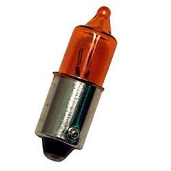 Lampada di ricambio 12v 23w Vetro Arancio Lampadine